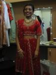 Youkti Patel 1st costume